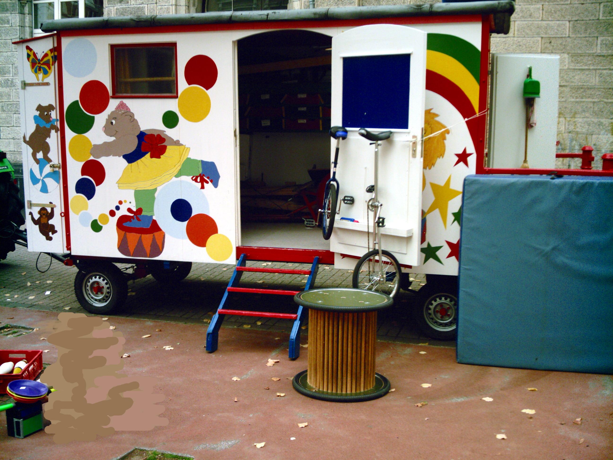 kreta die kreative einrichtung zirkus. Black Bedroom Furniture Sets. Home Design Ideas